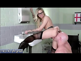 Sex Tape Wih Doctor And Hot Slut horny Patient clip 21