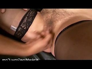 Hot Momma Sucked Cock And Get Nailed