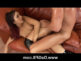 Exotic Beauty In Boots Takes It Up The Ass
