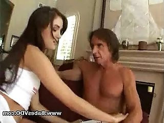 Sasha Grey gets a rough ass pummel