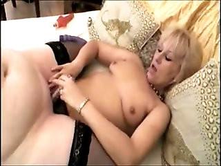 Lesbian Chubby Matures Strap