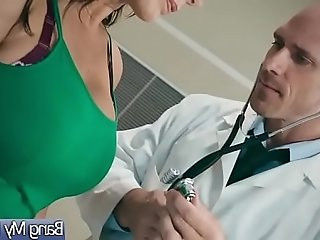 Superb Patient Reagan Foxx Get Seduced By Doctor And Nailed video