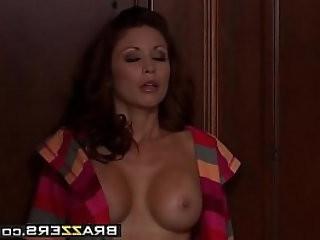 Hot milf Monique Alexander cucks her husband