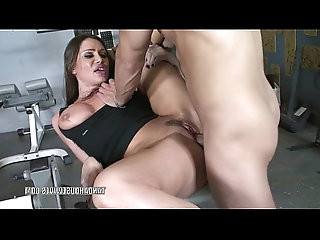 Busty babe Sky Taylor gets her mature fucked