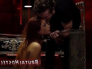 Mistress sits on slaves face Poor Jade Jantzen, she just desired