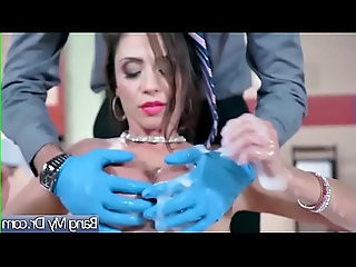 Ariella Slut horny Patient Seduce Doctor In Sex Act clip