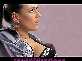FemaleAgent New MILF agent likes hard and fast