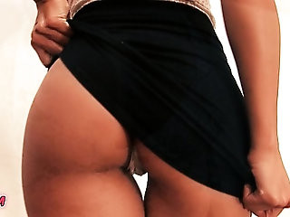Busty Girlfriends Touching n Rubbing! Round Asses!