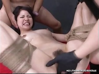 Japanese Bondage Sex The Taking of Shiori Pt