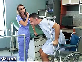 Hard Sex In Doctor Office With Horny Patient 21