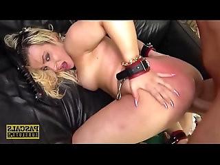 PASCALSSUBSLUTS Sub Candice Banks gagged and fucked hard