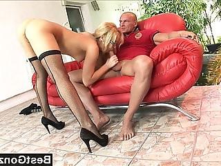 Cumming All Over Aleskas Pretty Feet