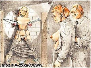 Extreme Bondage Fetish Classic Art