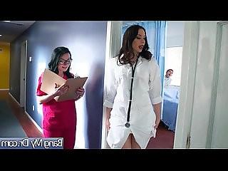 Horny Patient Chanel Preston Veruca James And Doctor In Hard Sex Adventures