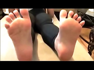 Pretty Armenian Toes and Soles