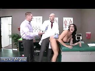 Horny brunette Slut Patient austin lynn And Doctor In Sex Adventures On Cam